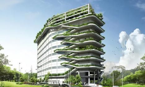 Green Building Architecture