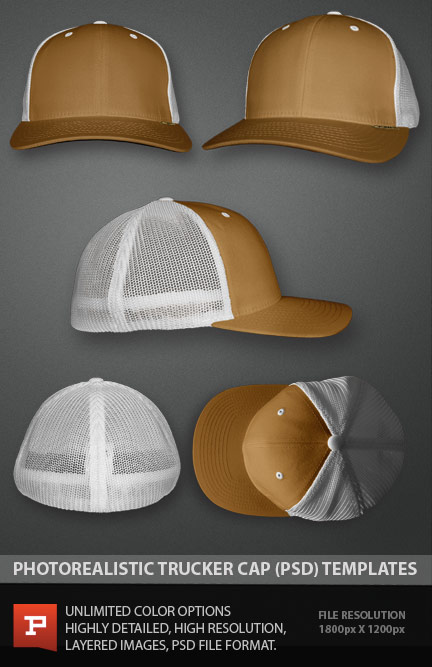 Hat Template Photoshop