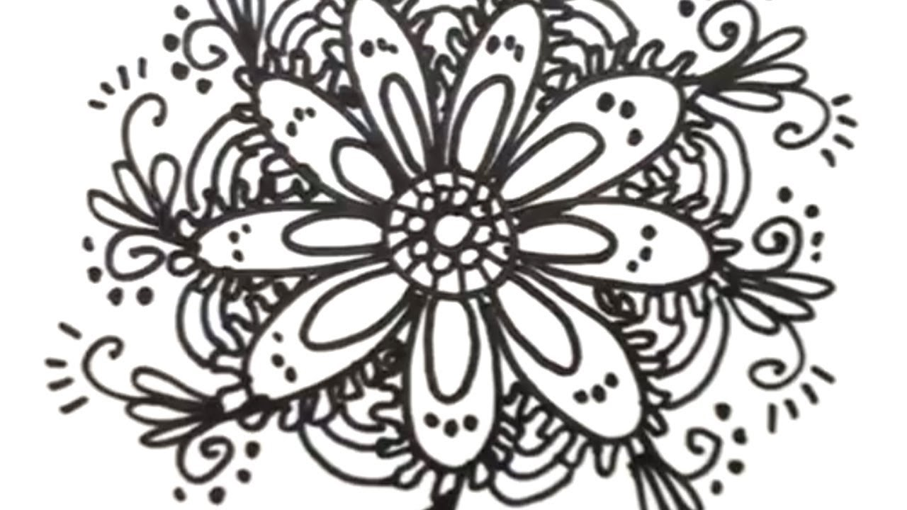 19 Cool Flower Pattern Design Images