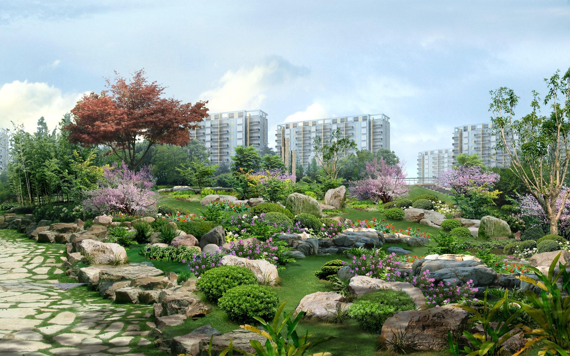 Japan Landscape City
