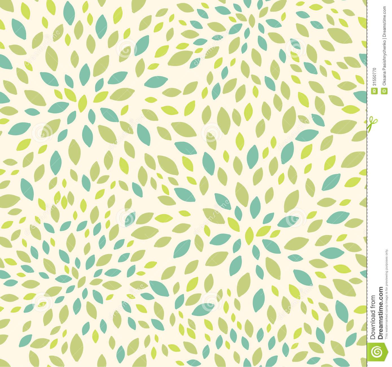 Leaf Texture Pattern