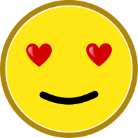 Love Smiley Face Clip Art