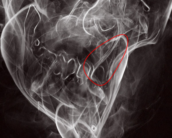 11 Images Nose Smoke PSD Images
