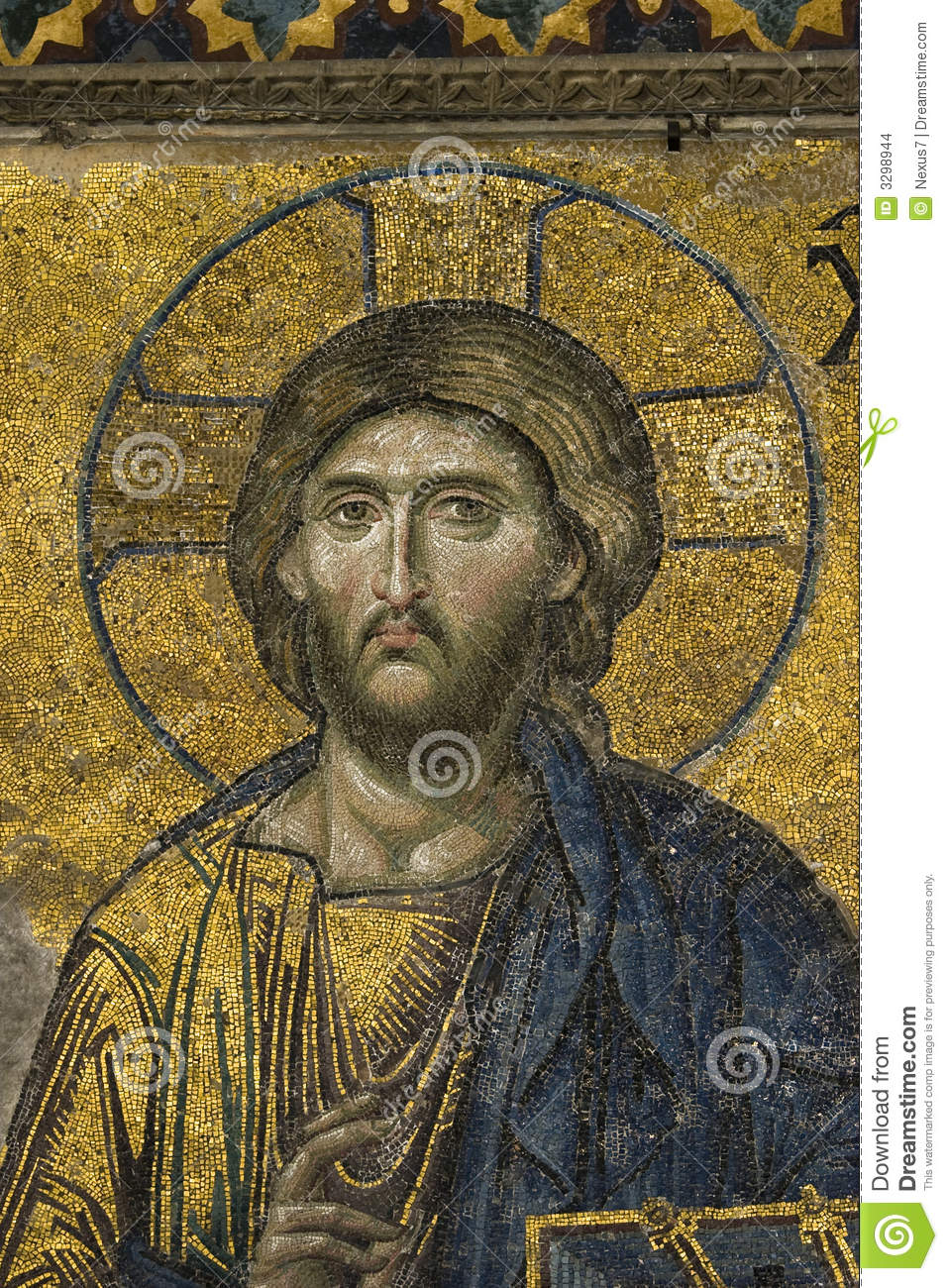 13 High Resolution Christ Icon Images