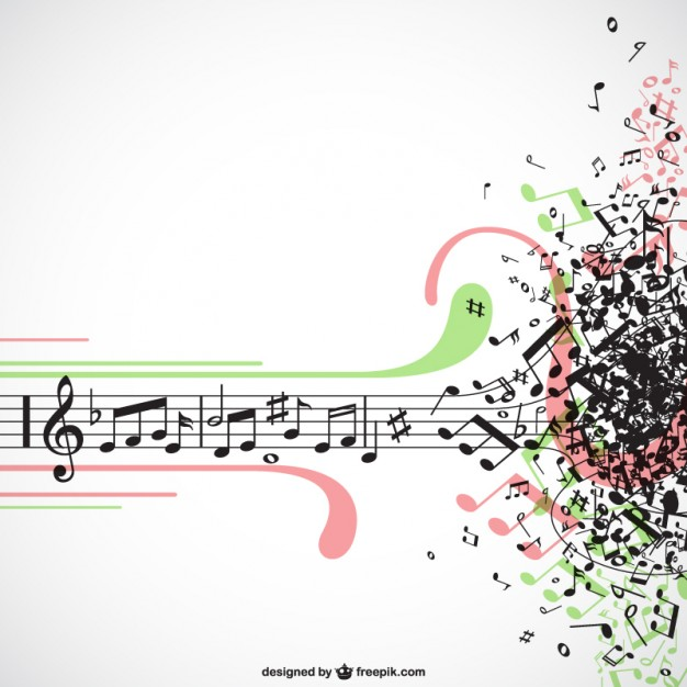 Music Vector Explosion