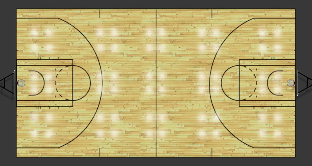 12 basketball court psd images nba basketball court for Basketball court design template