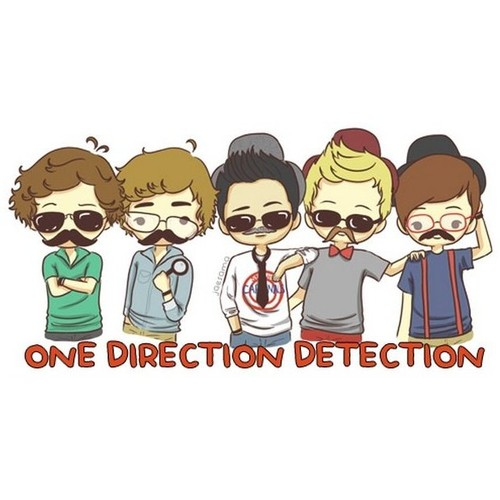 One Direction Cartoon Tumblr
