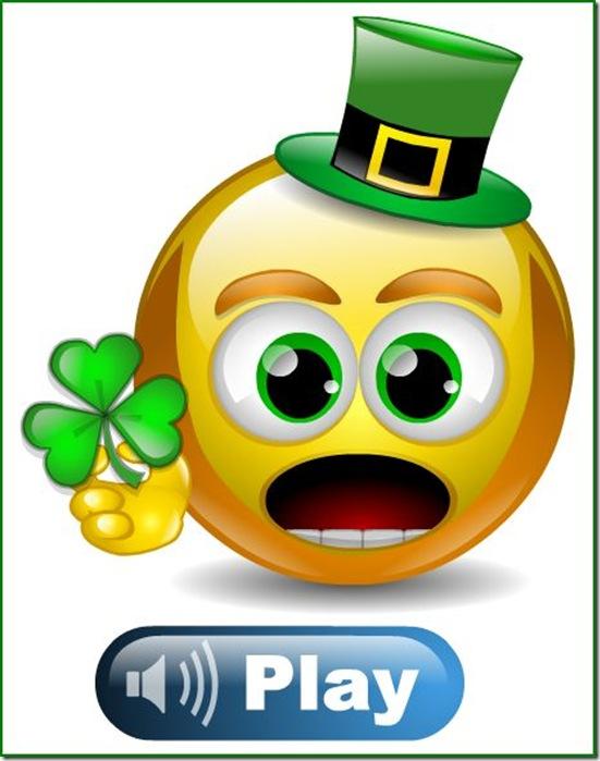 Saint Patrick's Day Smiley-Face