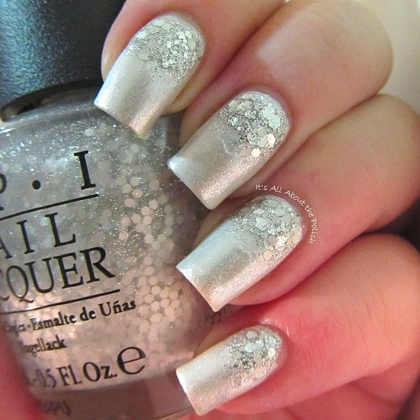 19 Silver Glitter Designs Images