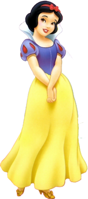 10 PSD Snow White Images
