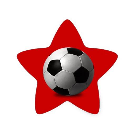 Soccer Ball Vector Black White