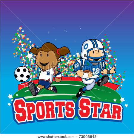 Sports Stars as Kids