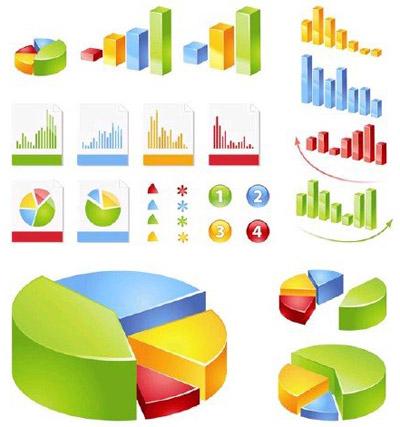 Statistics Chart Graphics