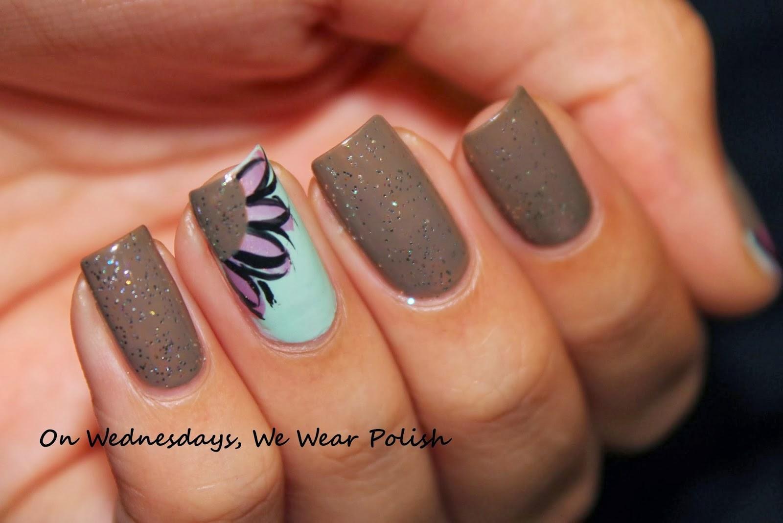 Tumblr Nail Art Design