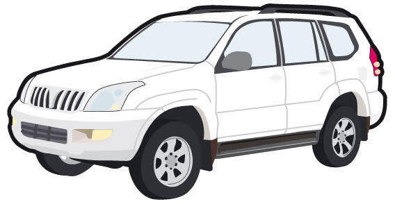 Vector Car Clip Art