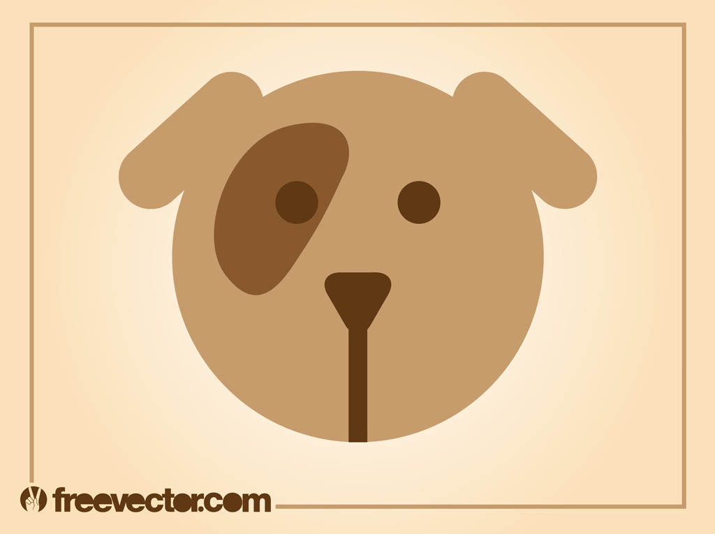 Vector Dog Icons