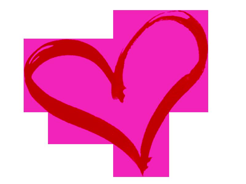 Vector Heart Outline Clip Art