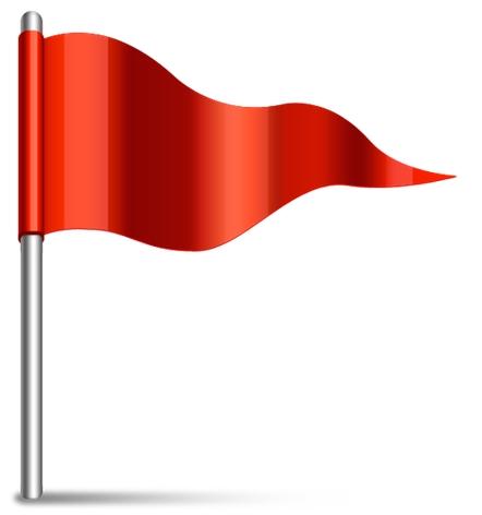 Waving Flag Template