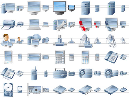 11 Computer Device Icons Images