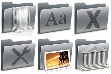 3D Animated Desktop Icons