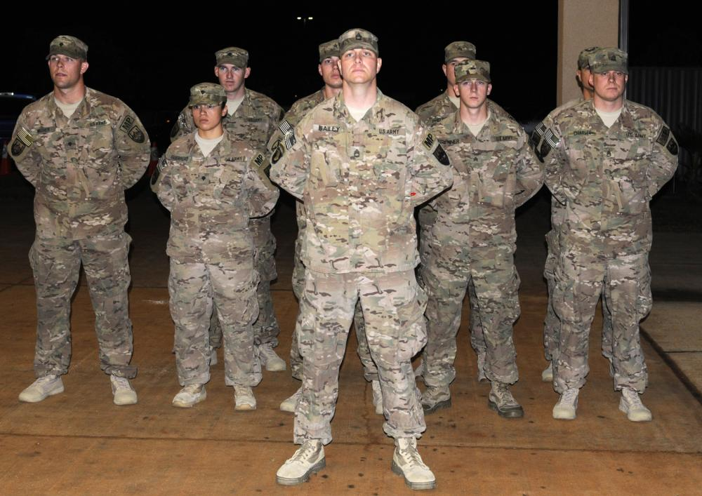 57th Military Police Company Centurions