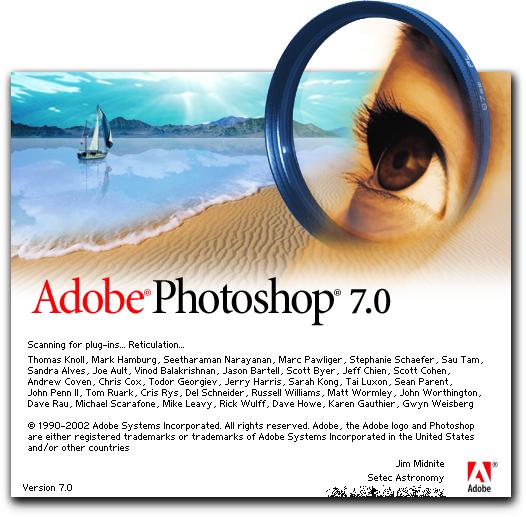 11 Adobe Photoshop 7 0 1 Images