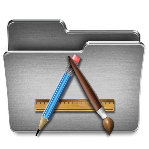 App Application Folder Icon