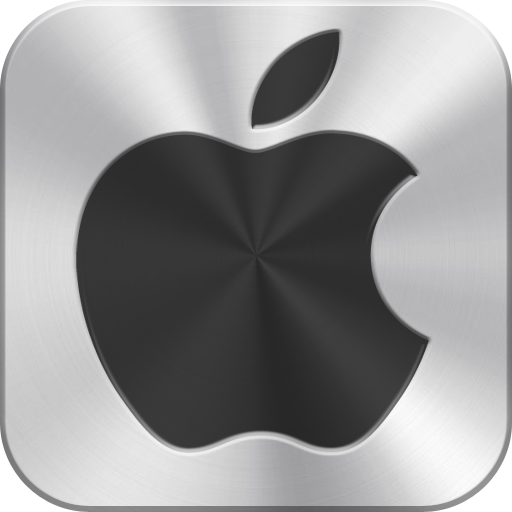 Apple Icons On iPhone
