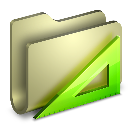 Application Folder Icon
