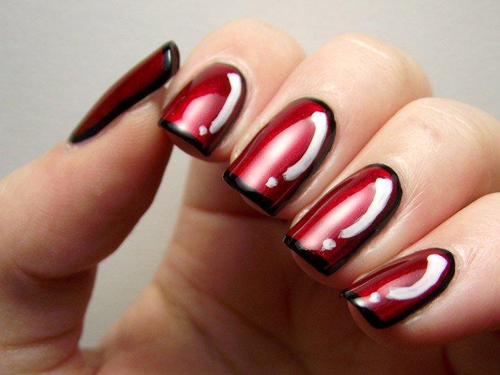 14 Beautiful Nail Designs 2015 Images