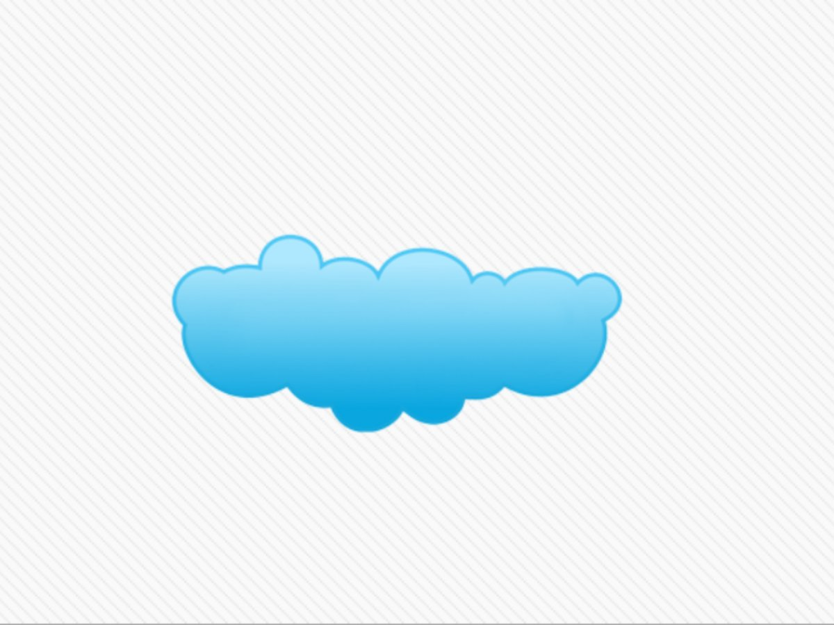 14 blue cloud brand icon on the game images blue cloud