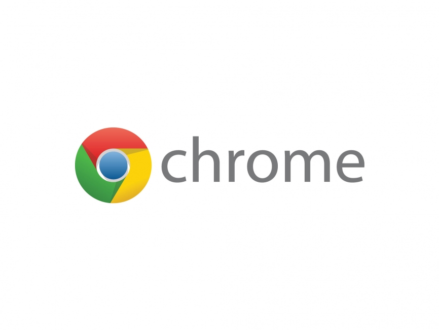 Chrome Google Vector Logo