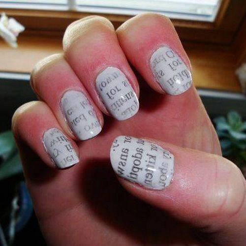 Cool Easy Short Nail Designs