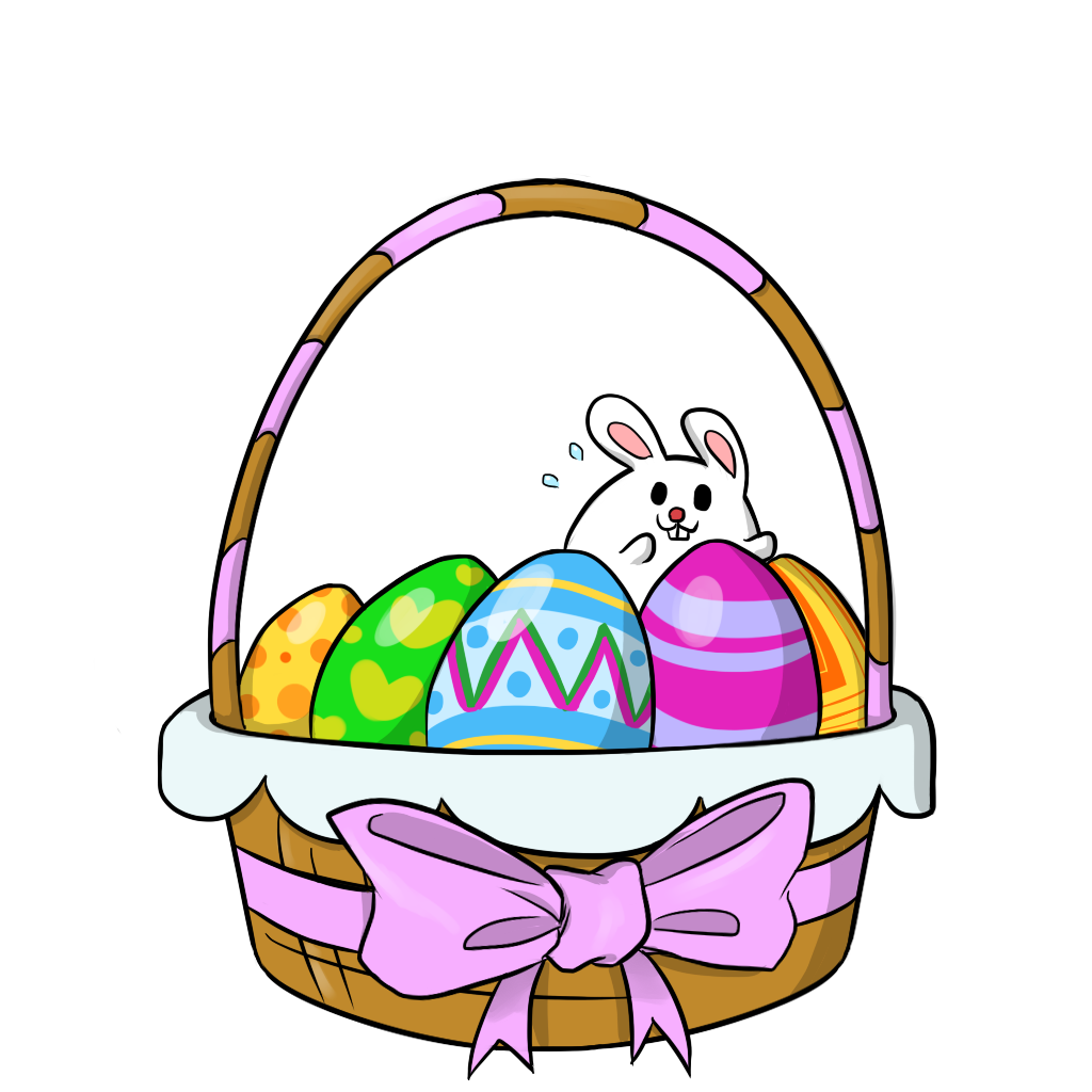 12 Easter Basket Free Graphics Images