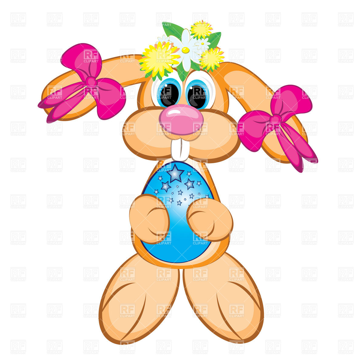 Easter Bunny Clip Art Free Download