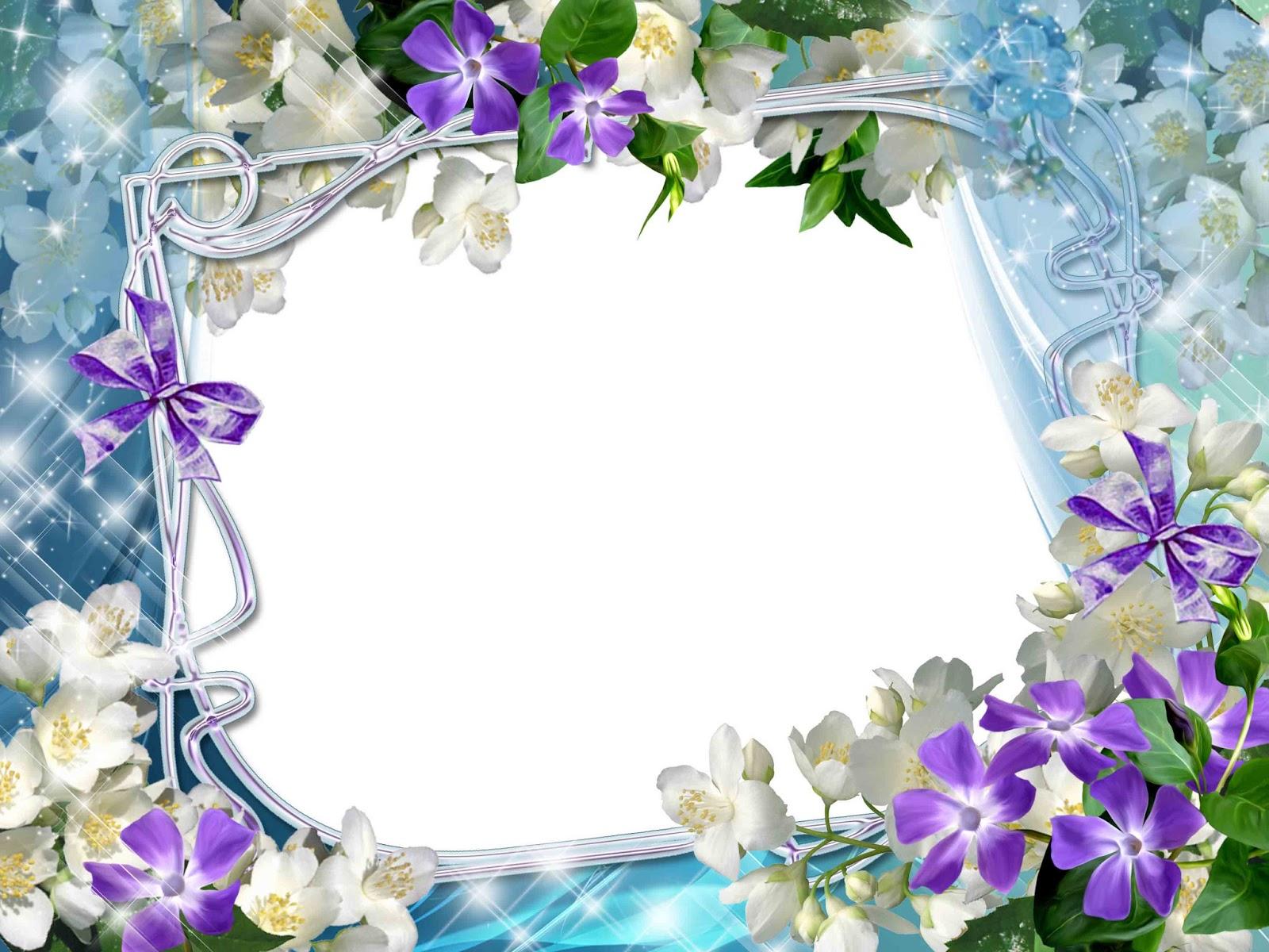 Flower Frames Free Download