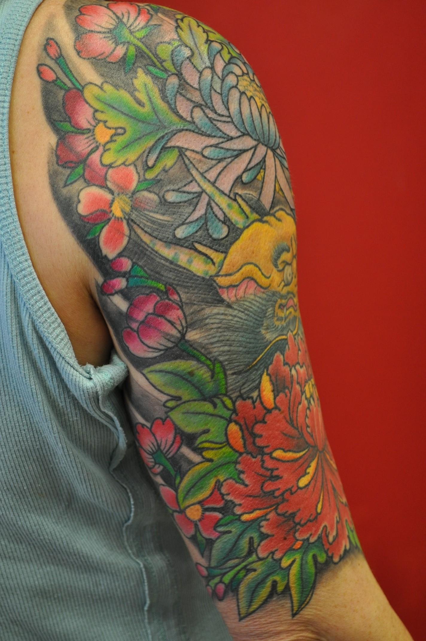 18 japanese flower designs images japanese flower tattoo designs japanese flower sleeve. Black Bedroom Furniture Sets. Home Design Ideas