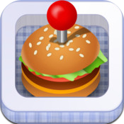 Food iPhone App Icons