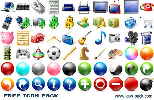 Free Desktop Icons Download
