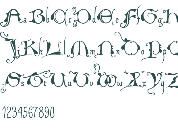 Download 7 Microsoft TrueType Font Pack Images - Microsoft Core ...