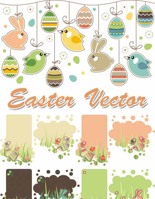 19 Easter Clip Art Free Vector Downloads Images
