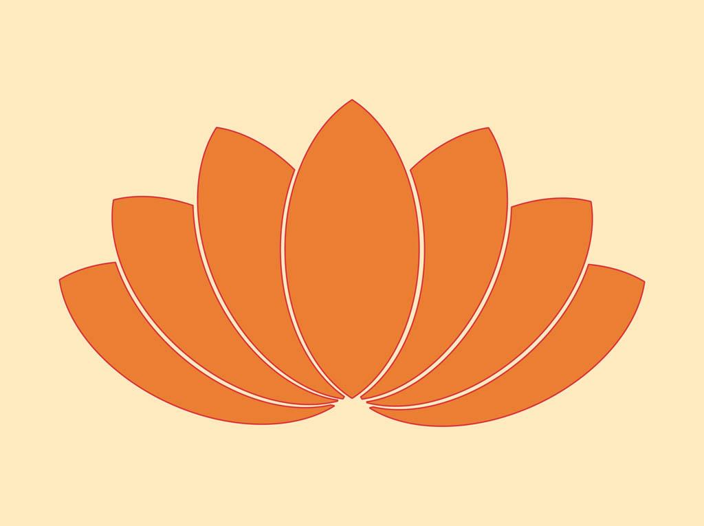 Free Lotus Flower Icon