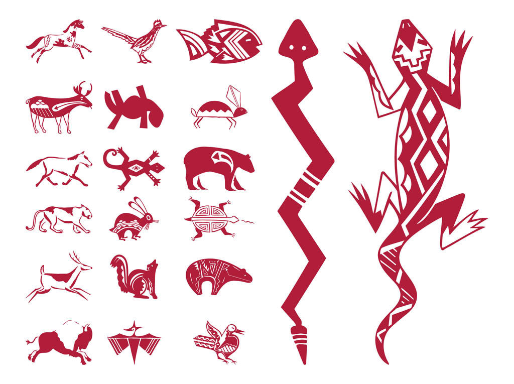 Free Native American Designs