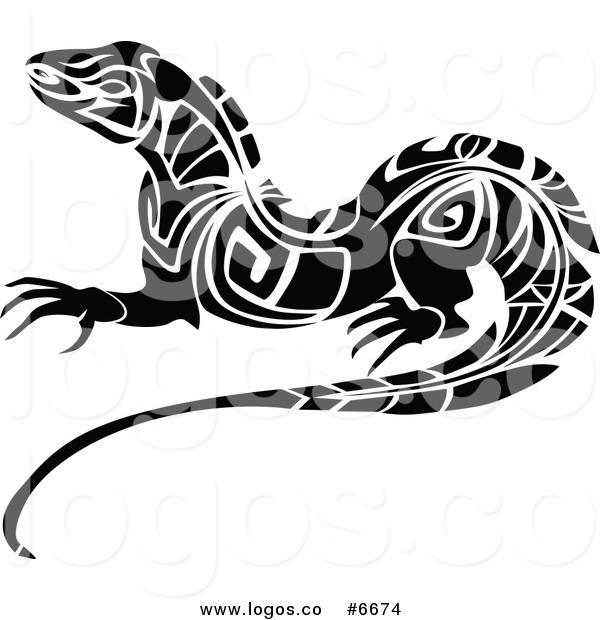 Free Tribal Clip Art Black and White