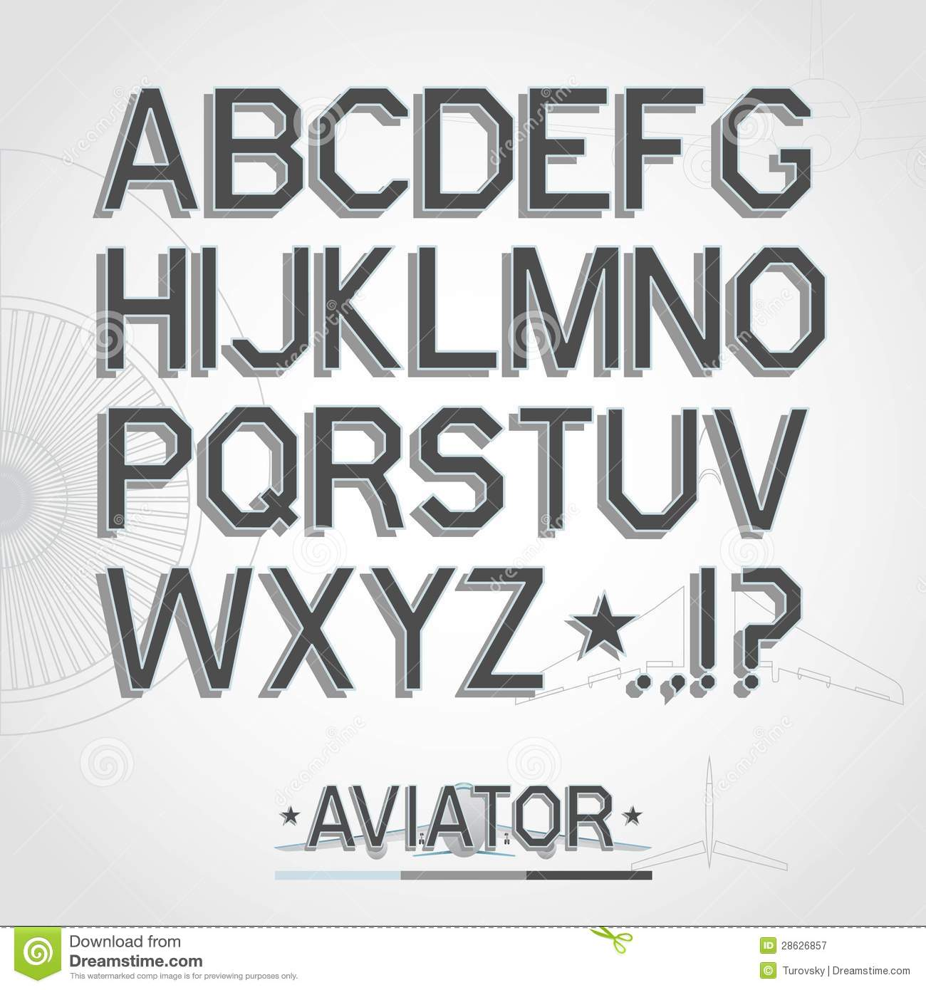 17 EPS Free Fonts Images