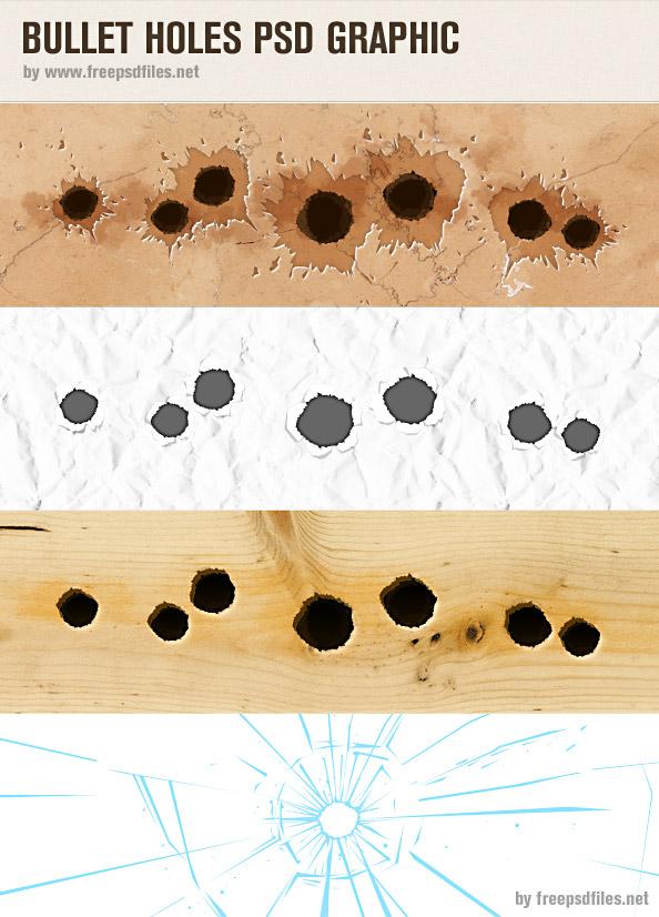 17 Bullet Psd Backgrounds Images