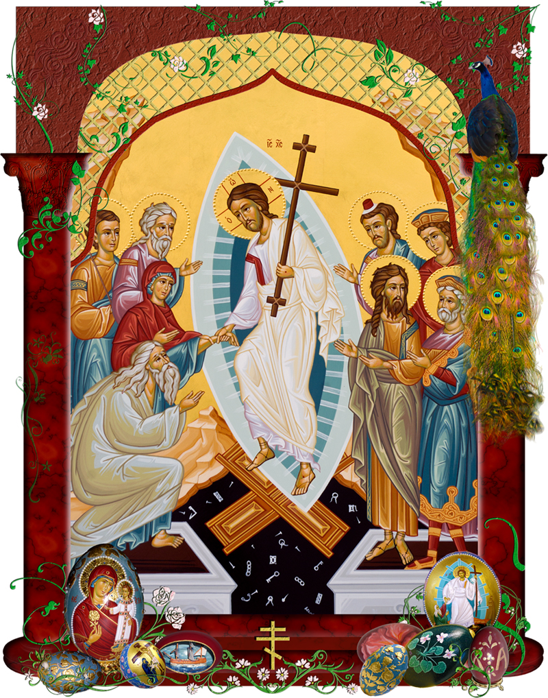 11 Happy Easter Religious Icons Images