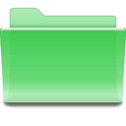 8 Green Folder Icon Images Green Document Folder Icon Flat Folder Icon And Green File Folder Icon Newdesignfile Com