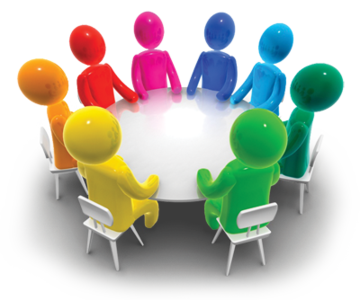 13 Small Group Discussion Icon Images