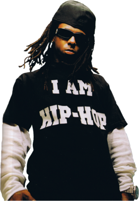 16 I AM Hip Hop Lil Wayne PSD Images